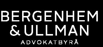 Bergenhem & Ullman Advokatbyrå
